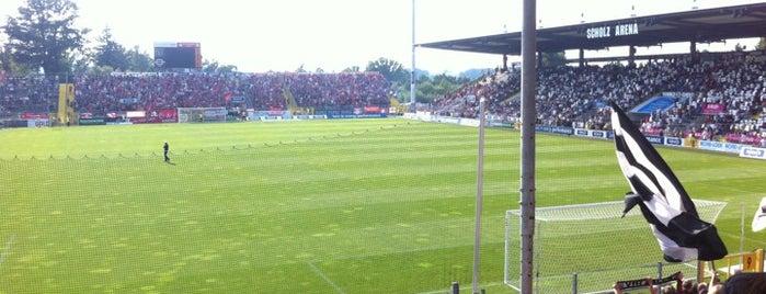 Scholz Arena (Waldstadion Aalen) is one of Part 1~International Sporting Venues....