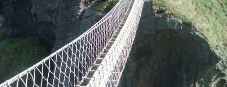 Carrick-a-Rede Rope Bridge is one of Best of World Edition part 1.