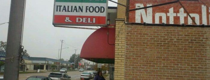 Nottoli Italian Foods is one of My Favorite Delis.