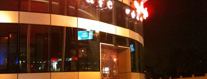 Filli Cafe is one of Dubai.