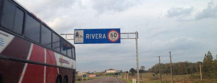 Rivera is one of Lugares favoritos de Luis Gustavo.