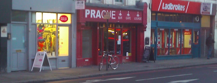 Bar Prague is one of Roel's Recommendations: London.