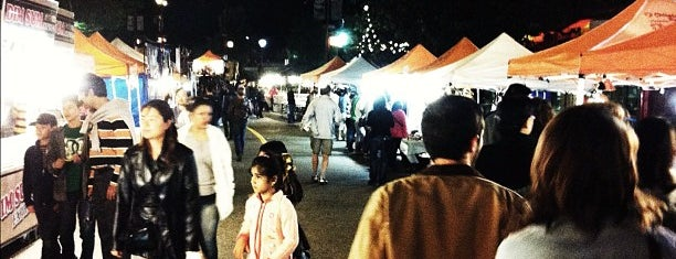 Vancouver Chinatown Night Market is one of Canada.