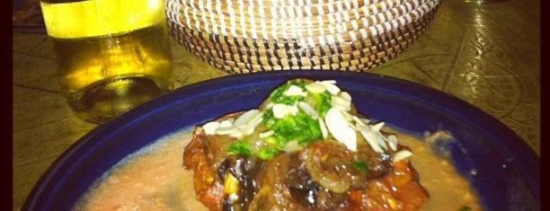 """Al-Jaima, Cocina del Desierto is one of Chueca. Sitios """"must go""""."""