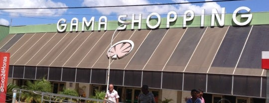 Gama Shopping is one of BSB.
