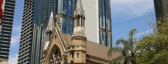 St. Stephen's Cathedral is one of Around The World: SW Pacific.