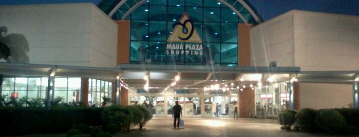 Mauá Plaza Shopping is one of Shoppings SP.