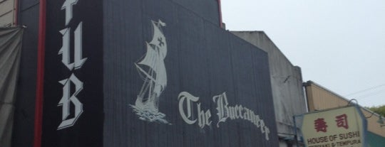 The Buccaneer is one of Boston Sports Bars in San Francisco.