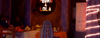 Pedro & Lola is one of Mazatlan.
