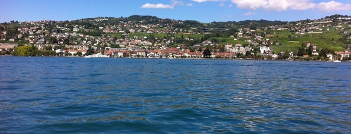 Lake Geneva is one of Around the World Suggestions - Europe.