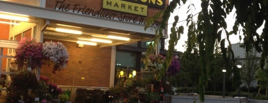 New Seasons Market is one of Portland.
