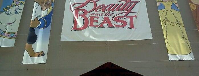 「美女と野獣」ライブ・オンステージ is one of Orlando's Best Performing Arts - 2012.