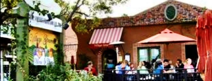 Alcove Cafe & Bakery is one of Claire's top 100 LA bars and restaurants.