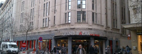 Grand Bazar Shopping Center is one of 80 must see places in Antwerp.