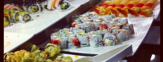 Ruby Buffet International Style is one of 7th 미국여행.