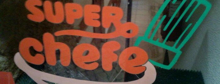 Super Chefe is one of My +Fav Places!.