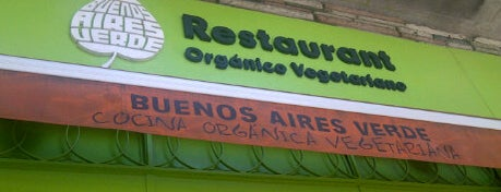 Buenos Aires Verde is one of Resto-VEG.
