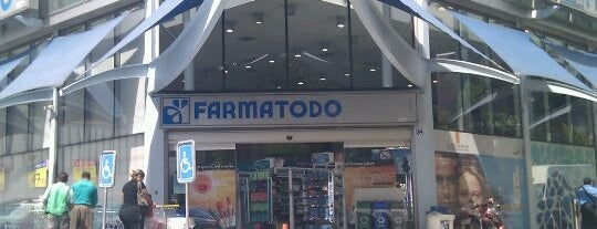 Farmatodo is one of Orte, die Dairo gefallen.