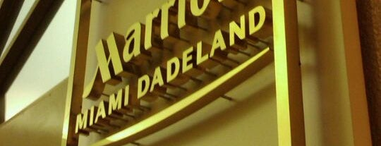 Miami Marriott Dadeland is one of Orte, die Fran gefallen.