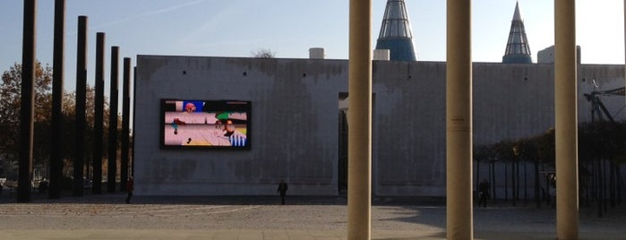 Bundeskunsthalle - Kunst- und Ausstellungshalle der Bundesrepublik Deutschland is one of For when I come back.