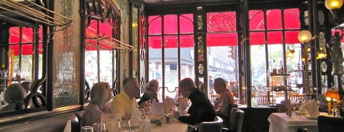 Montparnasse 1900 is one of  Paris Eat .
