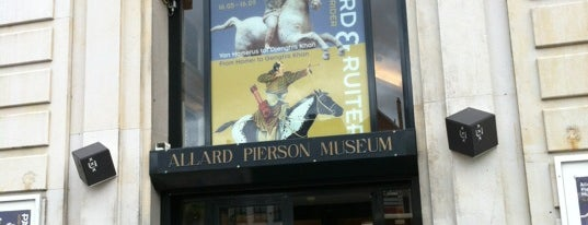 Allard Pierson Museum is one of All Museums in Amsterdam ❌❌❌.