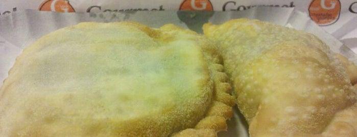 Empanadas Gourmet is one of Microcentro food.