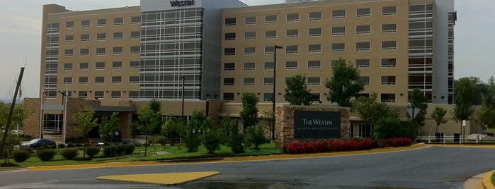 The Westin Baltimore Washington Airport - BWI is one of Mei : понравившиеся места.