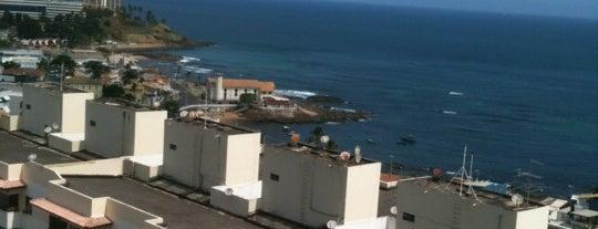 Praia do Rio Vermelho is one of Points de Salvador.