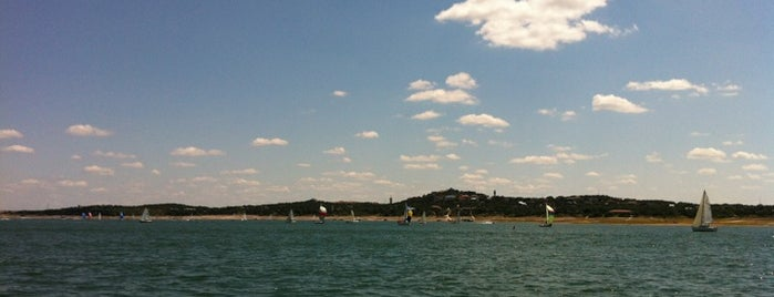 Lake Travis Yacht Charters is one of Austin's Best Great Outdoors - 2013.
