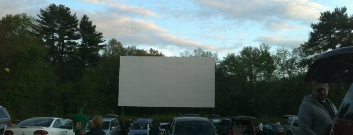 Mendon Drive-In is one of TAKE ME TO THE DRIVE-IN, BABY.