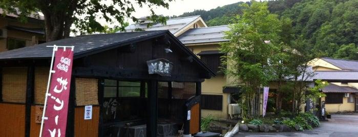 河鹿荘 is one of Japan.