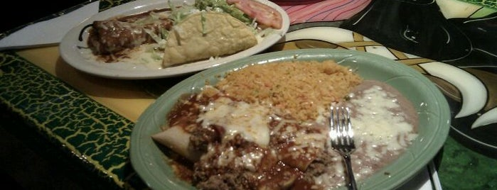 Rio Grande Mexican Restaurant is one of Top Picks for Restaurants/Food/Drink Spots.