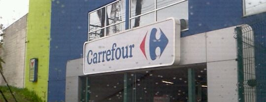 Carrefour is one of MZ🌸 님이 좋아한 장소.