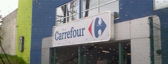 Carrefour is one of สถานที่ที่ MZ✔︎♡︎ ถูกใจ.