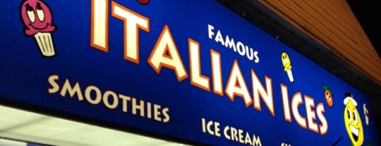 Ralph's Italian Ices is one of Down the Shore - Seaside.