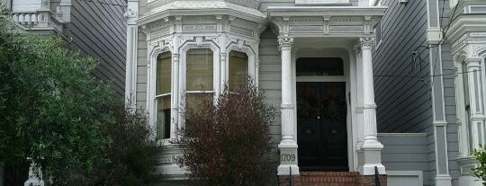 """Full House"" House is one of San Francisco Movie Map."