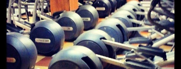 Boom Fitness is one of Tempat yang Disukai Akua.
