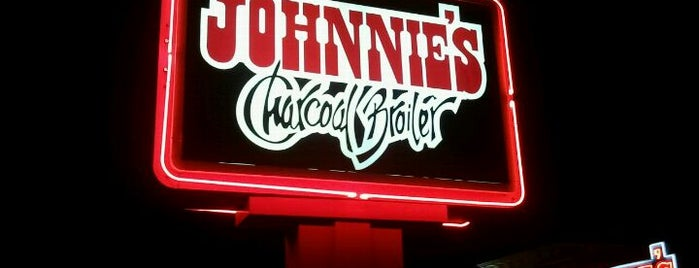Johnnie's Charcoal Broiler is one of GLM.