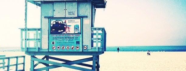 Los Angeles Beach Loop Tour