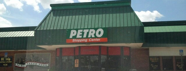 Petro Stopping Center is one of Danさんのお気に入りスポット.