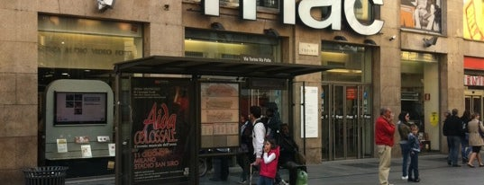 Fnac is one of Milan.