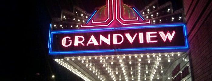 Grandview Theater is one of Posti che sono piaciuti a Molly.