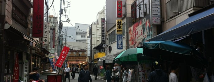 Tsukiji Outer Market is one of TK.