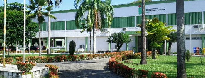 IFPB - Instituto Federal da Paraíba is one of Wayneさんのお気に入りスポット.