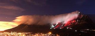 Parque Nacional da Montanha da Mesa is one of places I will go in Cape Town.