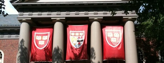 Harvard University is one of College Love - Which will we visit Fall 2012.