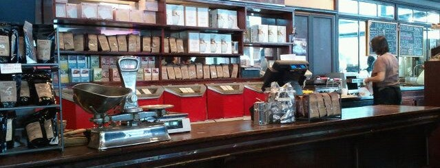 M.E. Swing Co. is one of Coffeehouses and Bakeries.