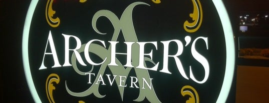 Archer's Tavern is one of Dayton's Best Craft Beer.