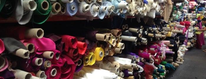 Mood Designer Fabrics is one of NYC Arts & Crafts + Scrapbooking.